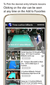 Billiard Master - Video Lesson screenshot 0