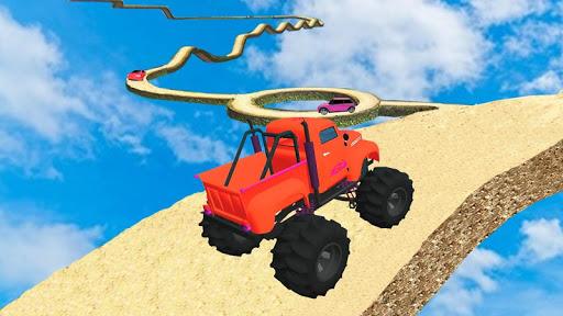 Monster Truck Racing New Game 2020 Racing Car Game screenshots 10