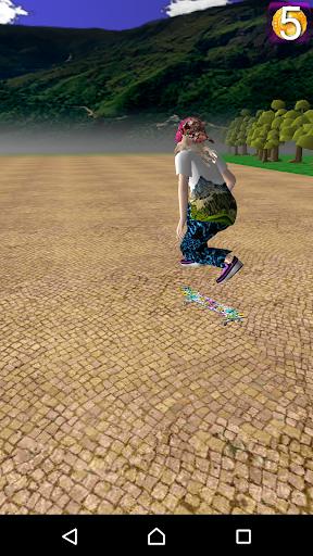 SkateBoarder Girl 1.3 {cheat|hack|gameplay|apk mod|resources generator} 2