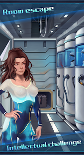 Space Escape:Horror Galaxy Starship Escape Games screenshot