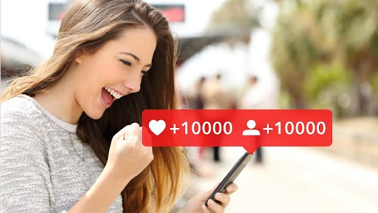 Famedgram - Get followers and likes with hashtags Mod apk