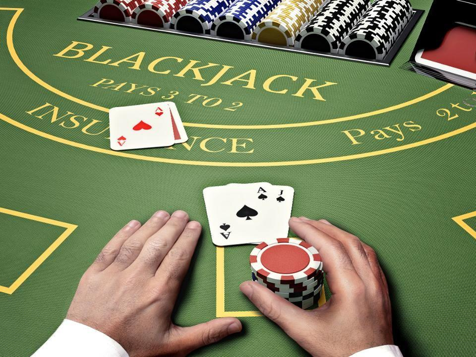 Meja Casino Blackjack