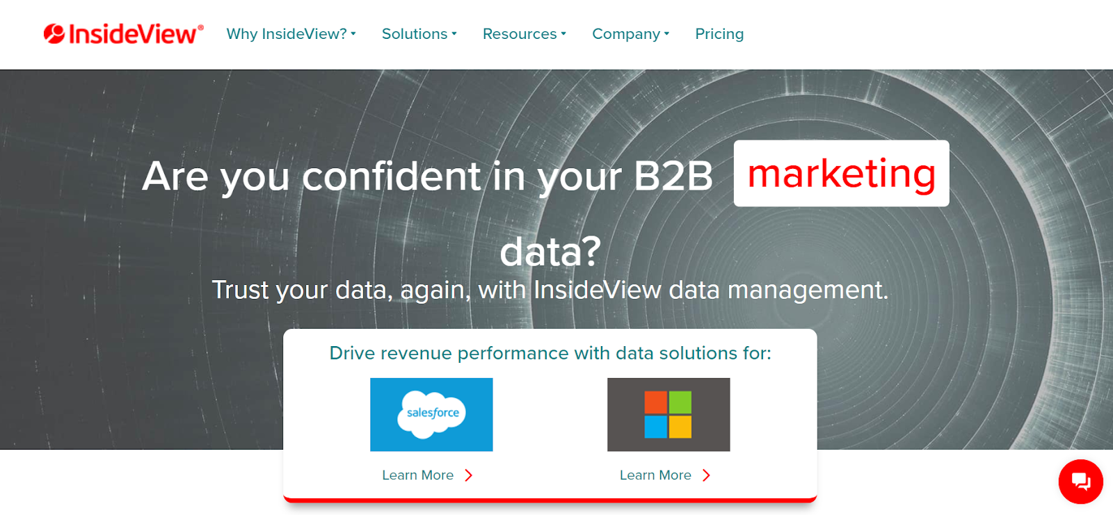 account based marketing tools for data management
