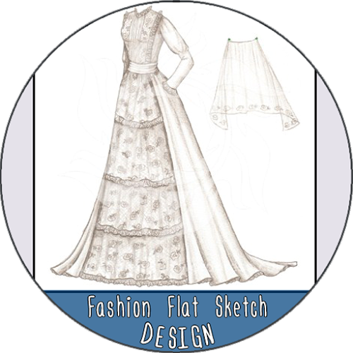 Download Fashion Design Flat Sketch Hd By Aghadigital Apk Latest Version For Android