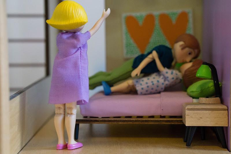 """""""Ehi bambola, non è come sembra!"""" di Magendie"""