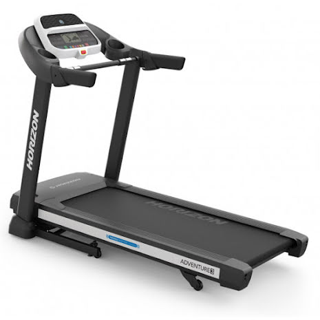 Treadmill Horizon Adventure 3 - Black/white