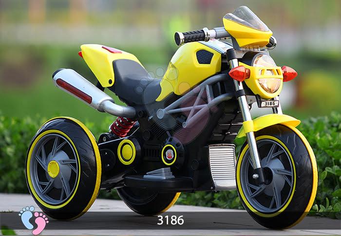 Xe mô tô điện trẻ em 3186 2