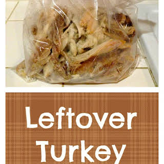 Best Leftover Turkey.