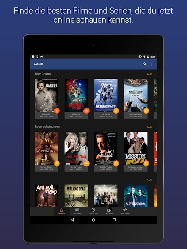 moviepilot Home StreamingGuide 1.1.3 screenshots 8
