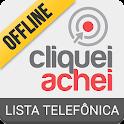 Cliquei Achei Lista Telefônica icon