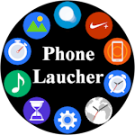 Phone Apps Launcher Provider Icon