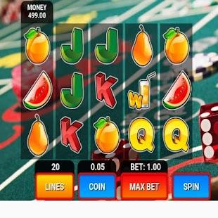 Slot Machine Game - náhled
