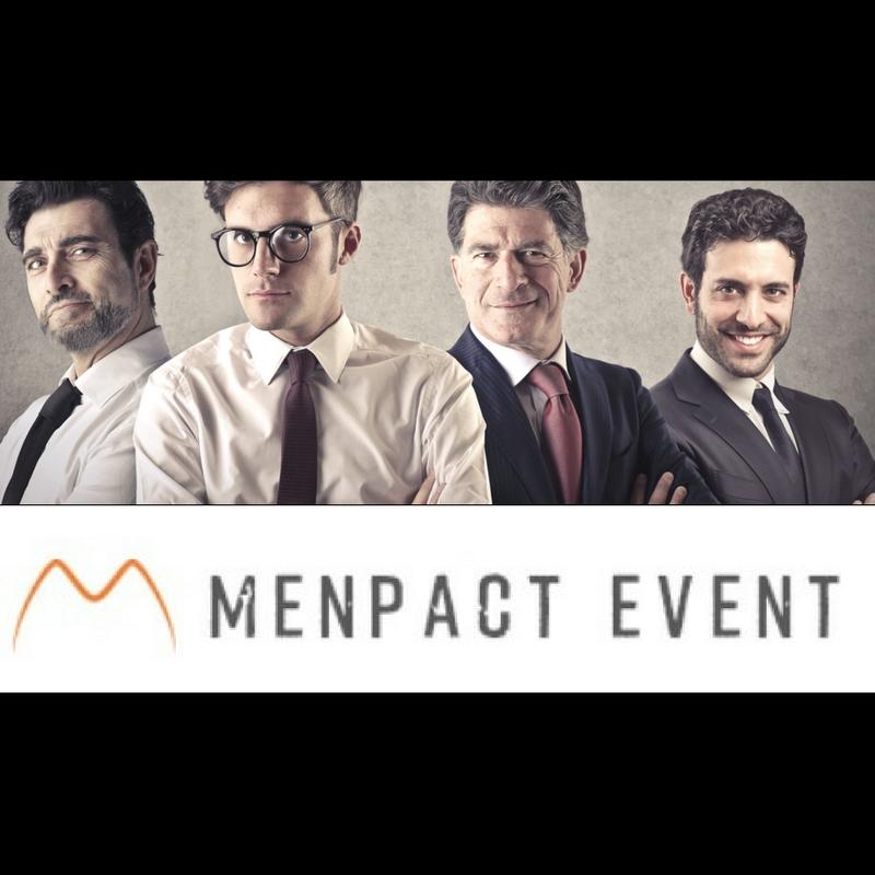 MENpact Event - Atlas Kliniek - 31 mei en 1 juni 2018
