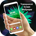Transparent Screen & Live Wallpaper icon
