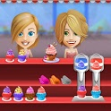 Happy Cupcake icon