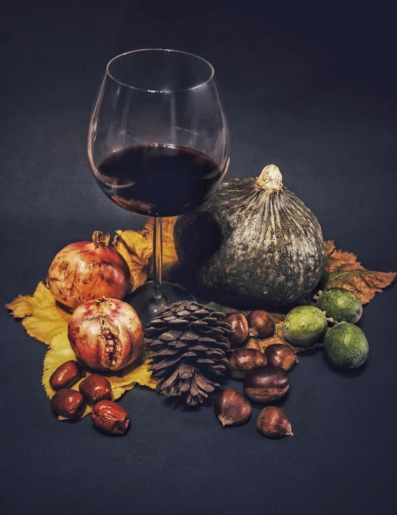 La tavola d'autunno di steconte