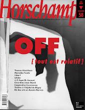 Photo: © Olivier Perrot Couverture Cassandre 58 verso http://www.horschamp.org