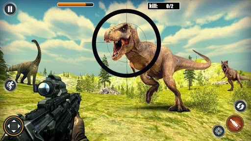 Dinosaur Hunter Deadly Hunt: New Free Games 2020 1.1.0 screenshots 1