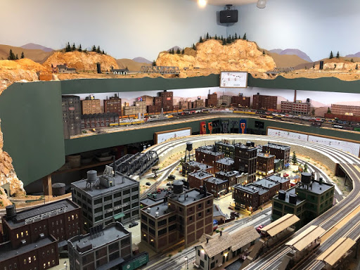 Florida - Part 3 Model Trains and Planes
