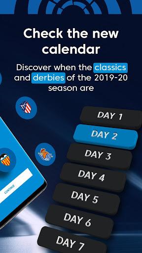 La Liga Live Soccer Scores, Stats, News Highlights 7.3.4 screenshots 2