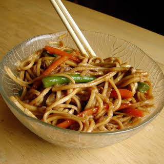 Vegetable Chow Mein.
