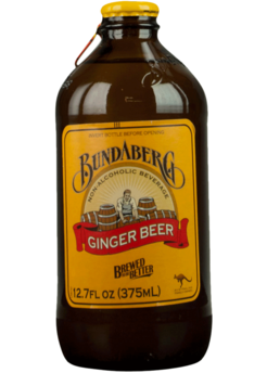 Logo for Bunderburg Ginger Beer