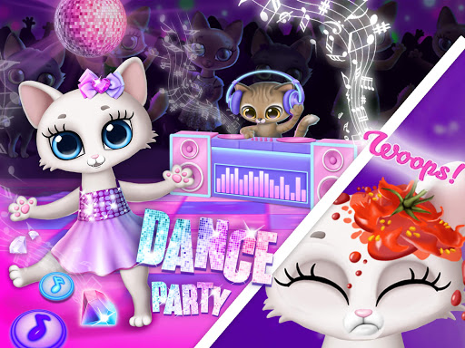 Kitty Meow Meow - My Cute Cat Day Care & Fun 2.0.125 screenshots 14