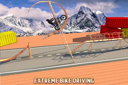 Stunt Bike Racing Master 3D, Bike Games 2019 screenshot 3