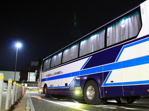 宮崎交通「福岡~延岡・宮崎 夜行線」 ・430 山田SAにて_03