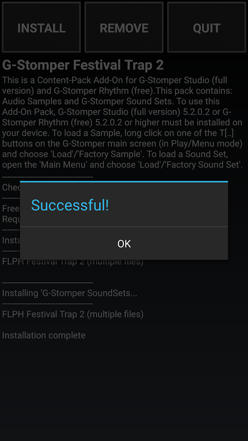 G-Stomper Festival Trap 2- screenshot