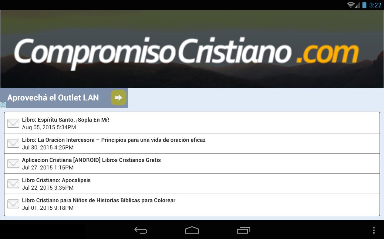 Compromiso Cristiano- screenshot