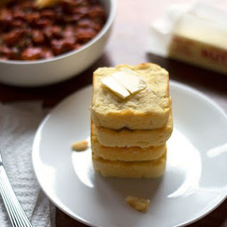 Buttery Coconut Flour Low Carb Biscuits.
