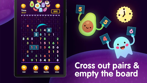 Numberzilla - Number Puzzle | Board Game modavailable screenshots 13
