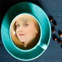 Coffee Cup Photo Frames icon