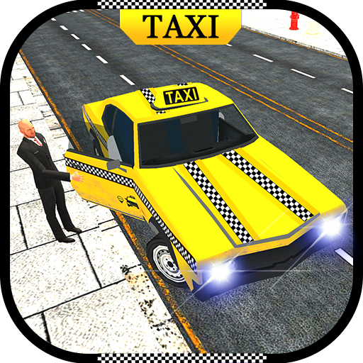 City Taxi Driver Crazy Rush: Modern Cab Simulator file APK Free for PC, smart TV Download
