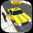 City Taxi Driver Crazy Rush 3D apk