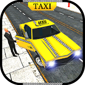 City Taxi Driver Crazy Rush: Modern Cab Simulator