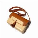 Wooden Bag Design icon