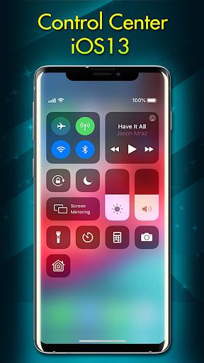 Launcher iOS 13 5.1.1 screenshots 2