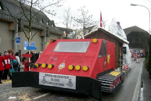 2007 Umzug