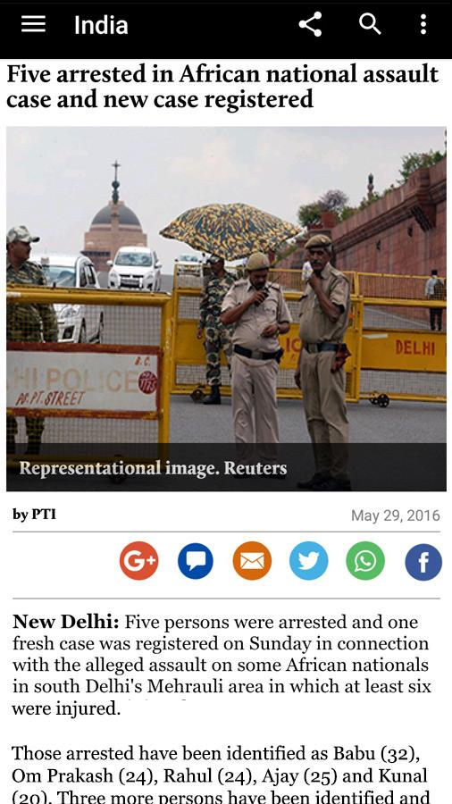 Firstpost News- screenshot