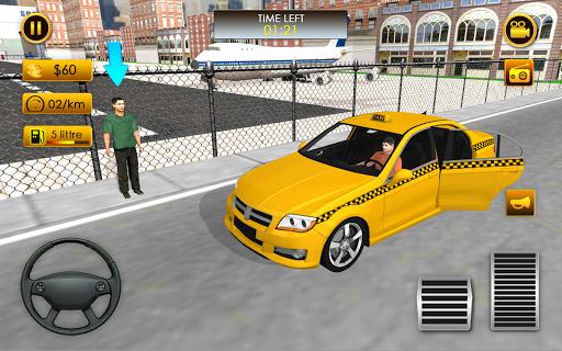 New York City Taxi Driver - Driving Games Free 1.0 screenshots 2