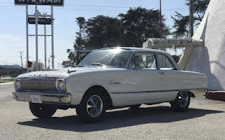 Ford Falcon Rent Indiana