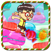Candy Run Endless Runner Game