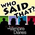 Who Said It? - The Vampire Diaries icon