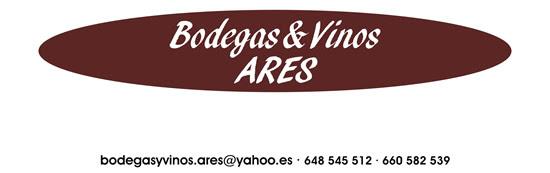 Bodegas y Vinos Ares, colaborador coa A.D.R. Numancia de Ares.