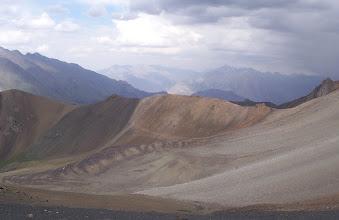 Photo: Kumbel pass, Turpa - Kumbel traverse