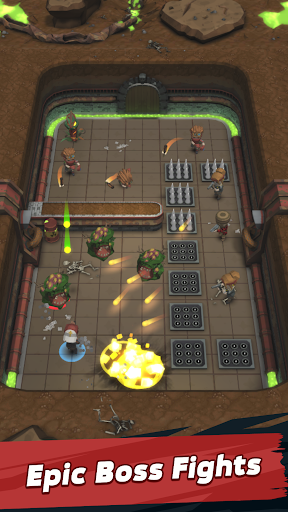 Zombero: Archero Killer  screenshots 5