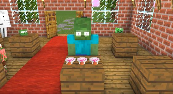 Monster School for Minecraft PE 4