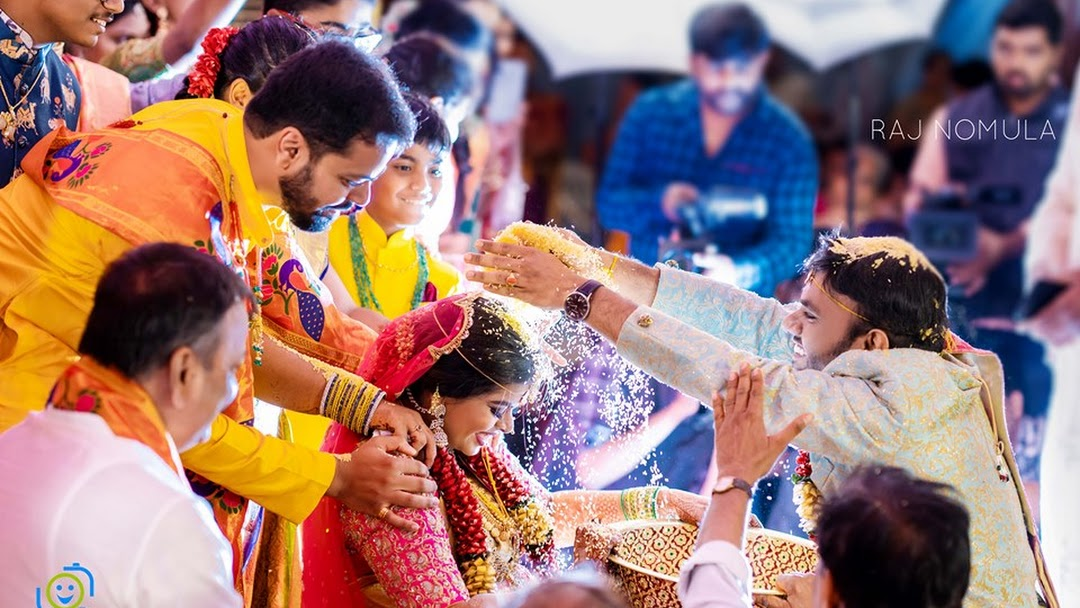 Raj Nomula Photography - Best Candid Wedding photographers